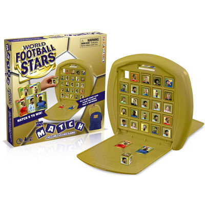 World Football Stars Top Trumps Match Board Game image number 2