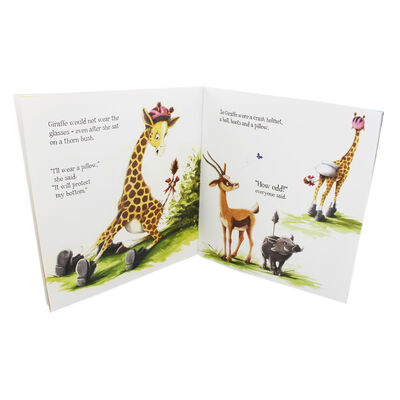 The Short-Sighted Giraffe image number 2