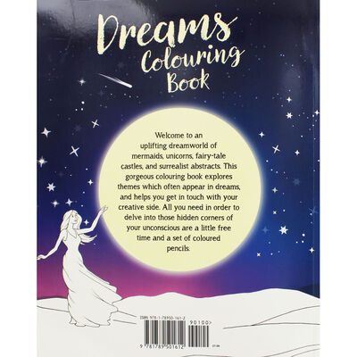 Dreams Colouring Book image number 3