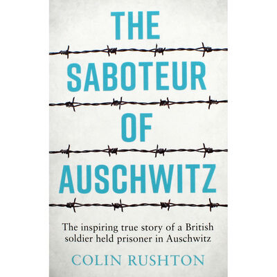 The Saboteur Of Auschwitz image number 1
