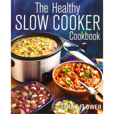 The Healthy Slow Cooker Cookbook image number 1