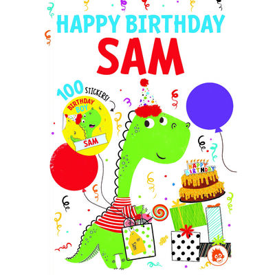 Happy Birthday Sam image number 1