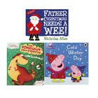 Christmas with Peppa Pig and Friends : 10 Kids Picture Books Bundle image number 2