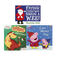 Christmas with Peppa Pig and Friends : 10 Kids Picture Books Bundle