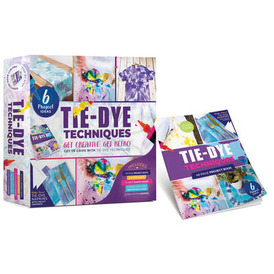 Tie-Dye Techniques Kit image number 1
