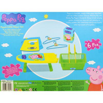 Peppa Pigs Little Helper Play Set image number 4