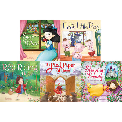Classic Stories: 10 Kids Picture Books Bundle image number 3