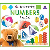 Numbers First Learning Play Set