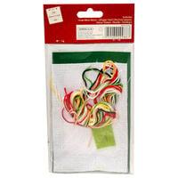 Santa Cross Stitch Card Making Kit