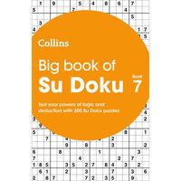 Big Book of Su Doku 7