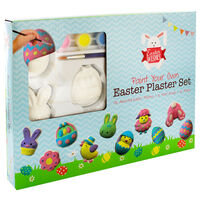 Paint Your Own Easter Plaster Set