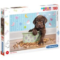 Lovely Puppy 180 Piece Jigsaw Puzzle