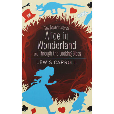 The Adventures of Alice in Wonderland and Through the Looking Glass image number 1