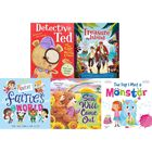 Sweet Story-Times: 10 Kids Picture Books Bundle image number 2