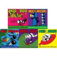 Meg & Mog Adventures: 10 Kids Picture Books Bundle