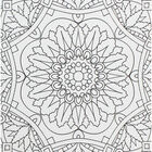 The Little Book of Colouring For Mindfulness image number 3