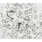 60 Wooden Butterflies - White image number 2