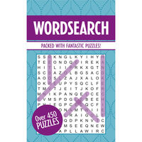 Wordsearch Book: Over 450 Puzzles