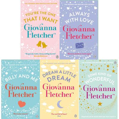 Giovanna Fletcher: 5 Book Box Set image number 3