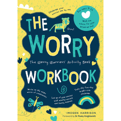 The Worry Workbook: The Worry Warriors' Activity Book image number 1