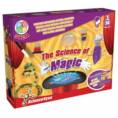 Science 4 You Science Of Magic image number 1