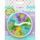 Baby Shower Diaper Duty Spinner image number 1