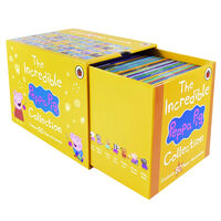 The Incredible Peppa Pig: 50 Book Collection