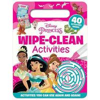 Disney Princess - Mixed: Wipe Clean Activity Book