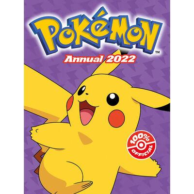 Pokémon Annual 2022 image number 1