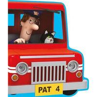 Postman Pat Board Book