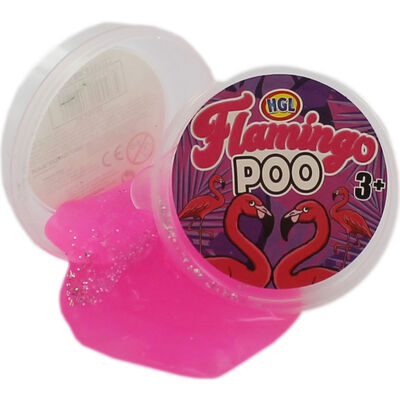 Glitter Flamingo Poo - Assorted image number 2