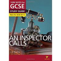 Inspector Calls: York Notes for GCSE (9-1)