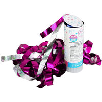 Gender Reveal Confetti Party Popper - Pink