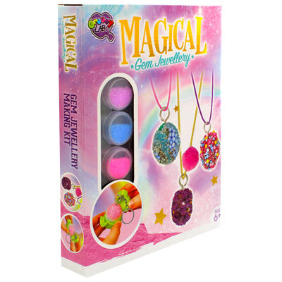 Magic Gem Jewellery Kit image number 1