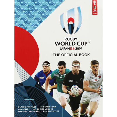 Rugby World Cup Japan 2019: The Official Book image number 1