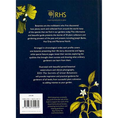 RHS The Secrets of Great Botanists image number 3