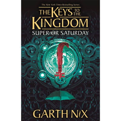 The Keys to the Kingdom: 7 Book Box Set image number 7