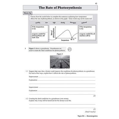 CGP GCSE Combined Science Grade 9-1: Exam Practice Workbook image number 2