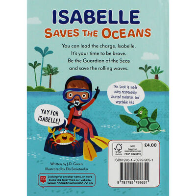 Isabelle Saves The Oceans image number 2