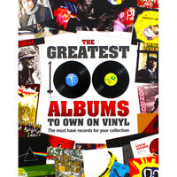 The Greatest Albums To Own Vinyl