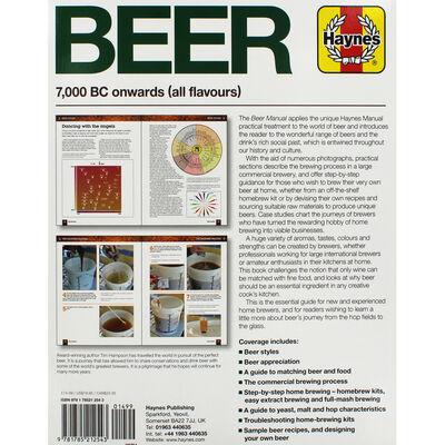 Haynes Beer Enthusiasts Manual image number 3
