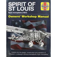 Haynes Spirit of St Louis: Ryan Monoplane