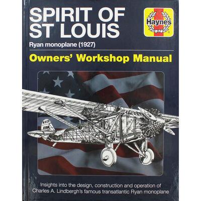 Haynes Spirit of St Louis: Ryan Monoplane image number 1