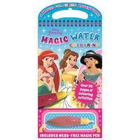 Disney Princess: Magic Water Colouring