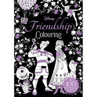 Disney Friendship Colouring
