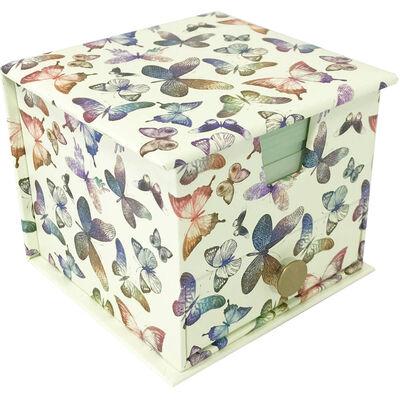 Butterflies Memo Cube image number 1
