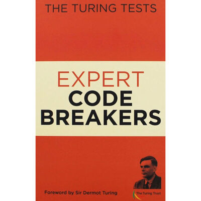 The Turing Tests - 3 Activity Books Bundle image number 2