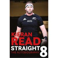 Kieran Read Straight 8: The Autobiography