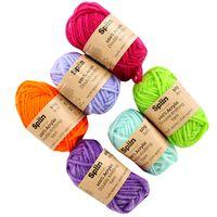 Spiin Premium Yarn Value Set: Pack of 24
