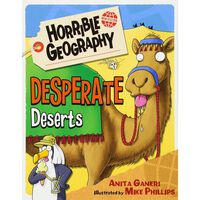 Horrible Geography: Desperate Deserts